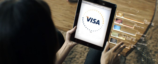 Visa-on-Tablet